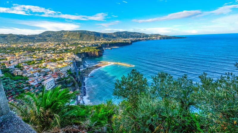 Amalfi - Sorrento - Capri