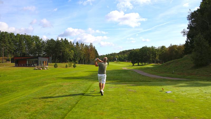 Golfresa till Skåne