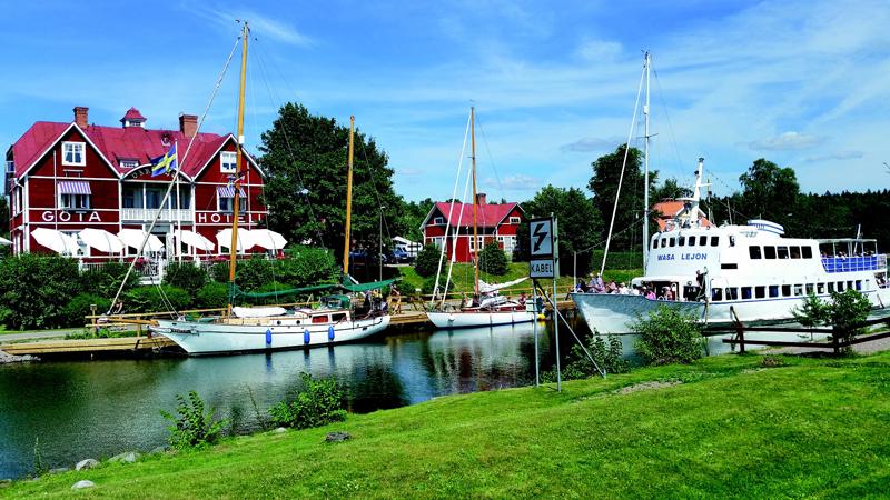 Må bra runt Göta kanal