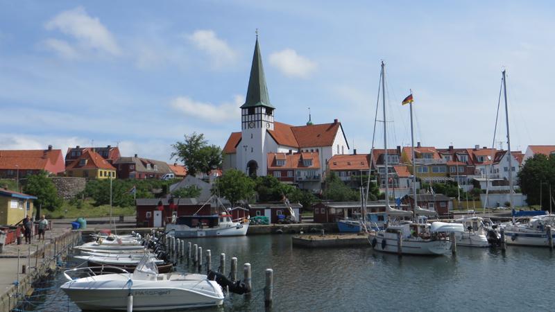 Kryssning till Visby och Bornholm med Cinderella