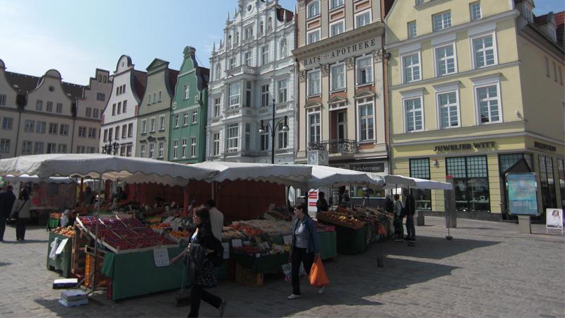 Påskmarknad Rostock