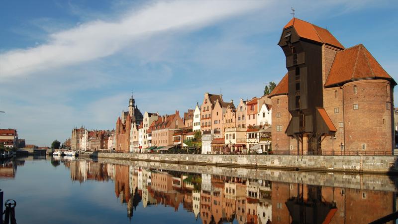 Kryssning till Gdansk och Visby med Cinderella