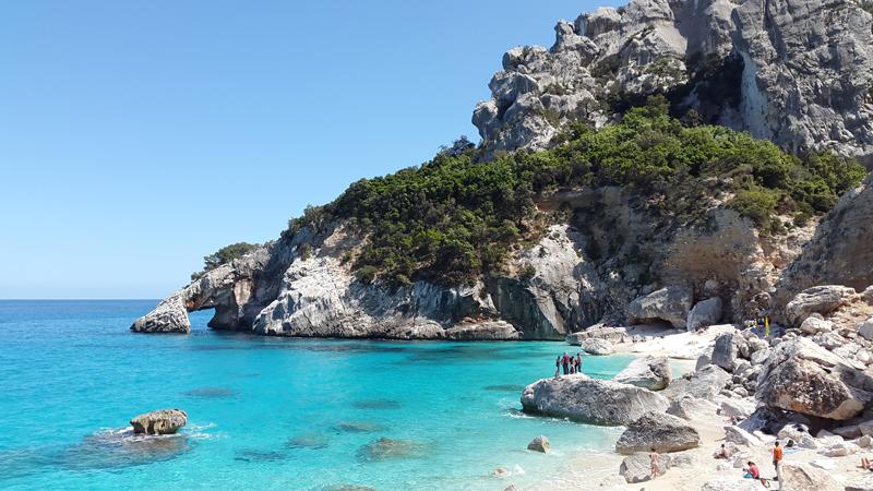 Sardinien och Korsika