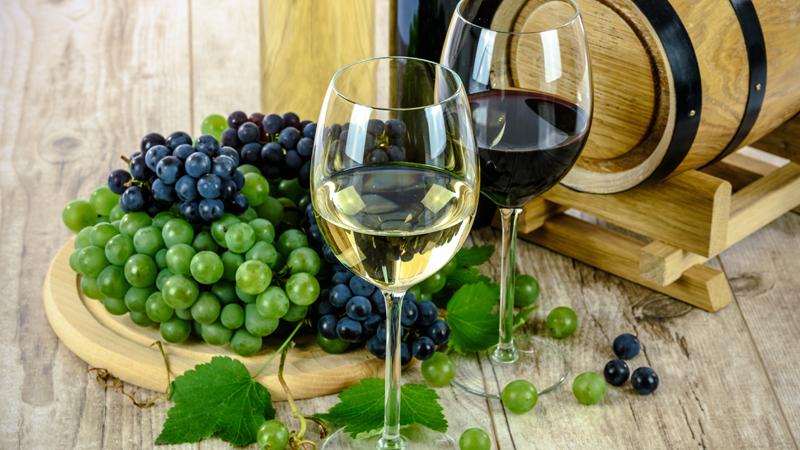 Vinfest i Stade
