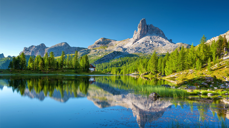 Sommar i Sydtyrolen