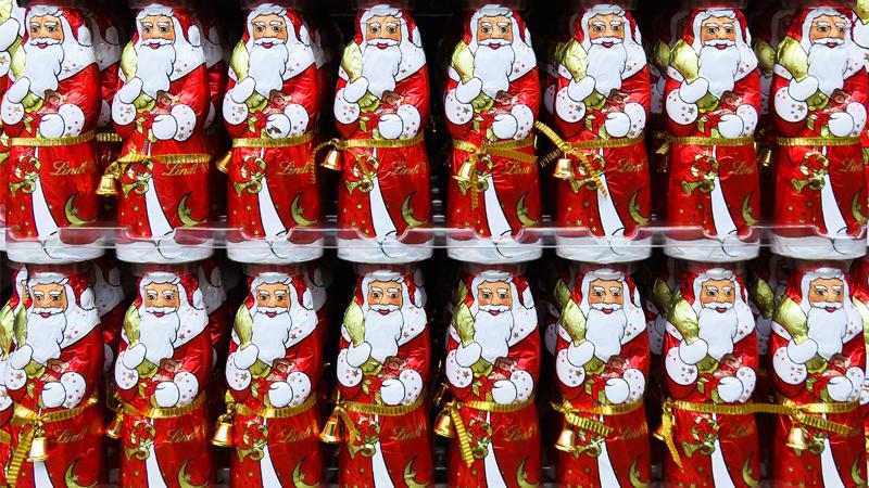 Julmarknad i Stralsund