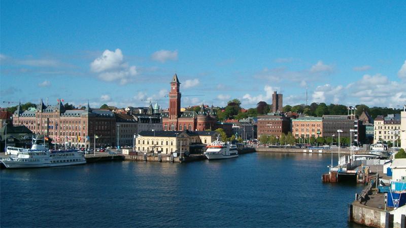 Helsingborg med Ven